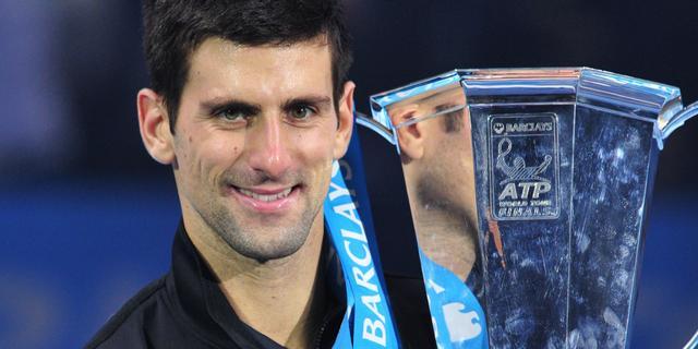Djokovic: 'Zege geeft motivatie voor 2014'