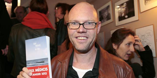 Toine Heijmans wint grote Franse literatuurprijs