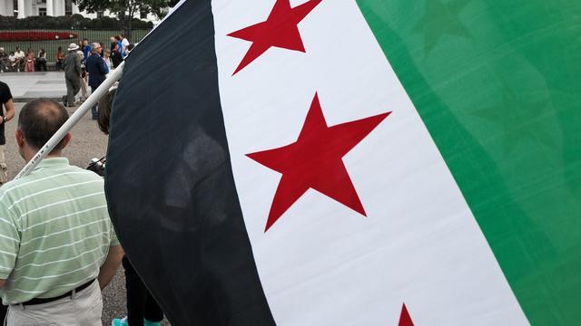 Moskou stuurt vervoer chemische wapens Syrië