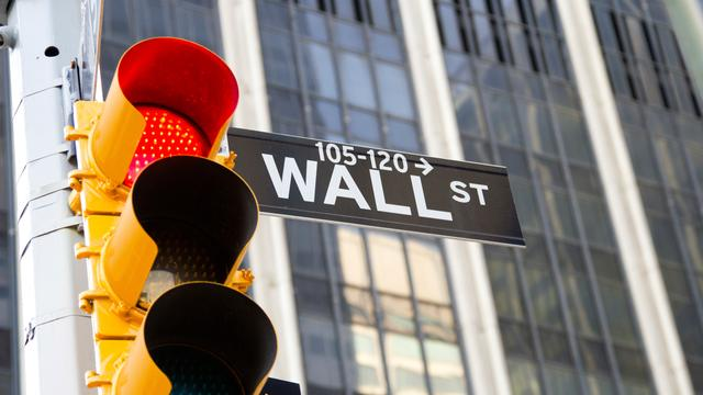 Wall Street in de plus