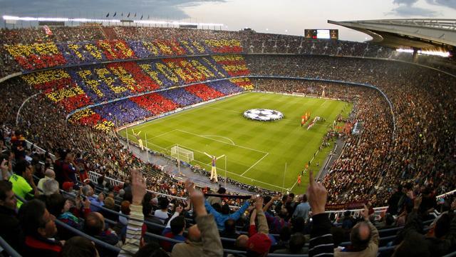 FC Barcelona denkt aan nieuw stadion