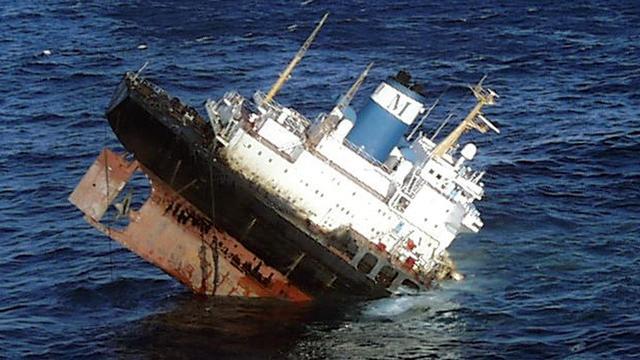 Toch celstraf voor kapitein van bij Spanje gezonken tanker Prestige