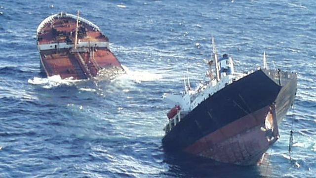 Olietanker dreigt te zinken bij Spanje