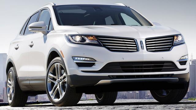 Ford steekt geld in merk Lincoln