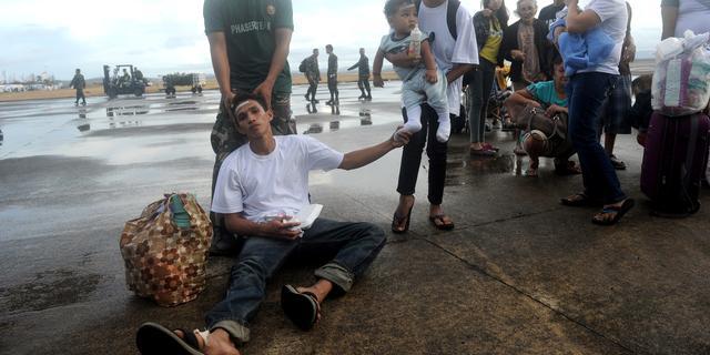 Dodental Filipijnen loopt verder op