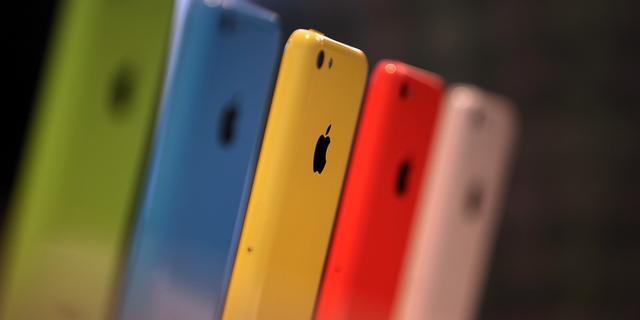 'Apple in 2015 afhankelijker van Samsung bij productie iPhone'