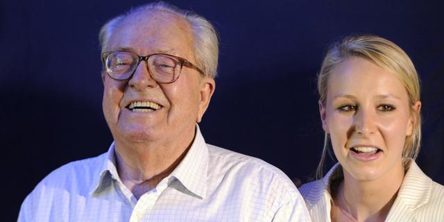 Jean-Marie Le Pen schrijft open brief aan dochter Marine