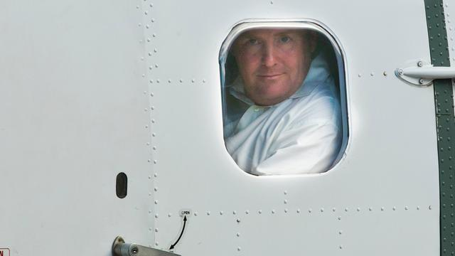 Koning Willem-Alexander laat zich omscholen tot piloot Boeing 737