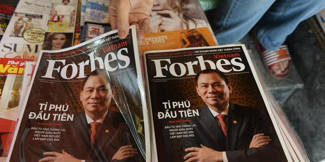 Axel Springer toont interesse in Forbes