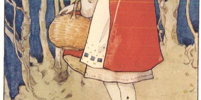Sprookje Roodkapje ontstond in Midden-Oosten
