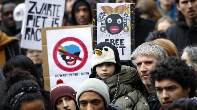Geen Zwarte Piet bij sinterklaasviering Washington