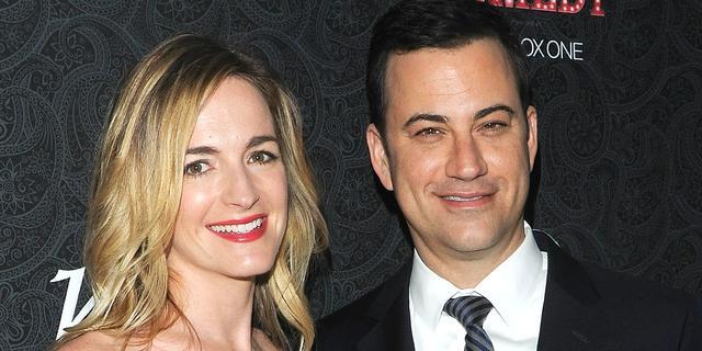 Jimmy Kimmel wordt vader