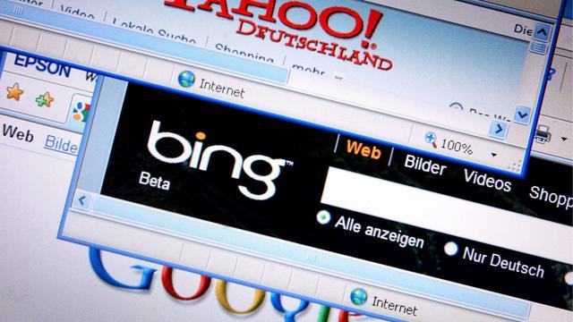'Bing trekt eigen diensten bij zoekresultaten voor'