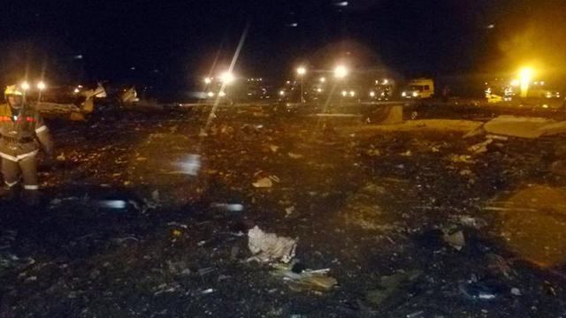 Neergestort vliegtuig Rusland had eerder ongeluk