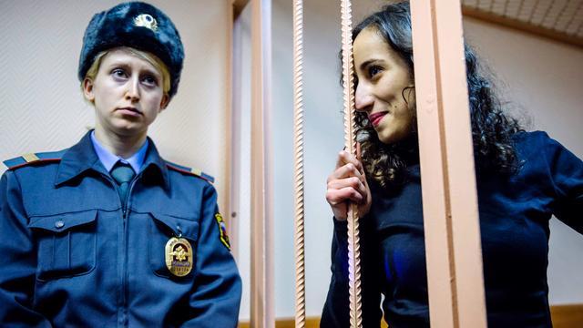 Activisten Greenpeace en Pussy Riot krijgen amnestie