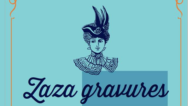 Zaza gravures - De comeback van de sanseveria