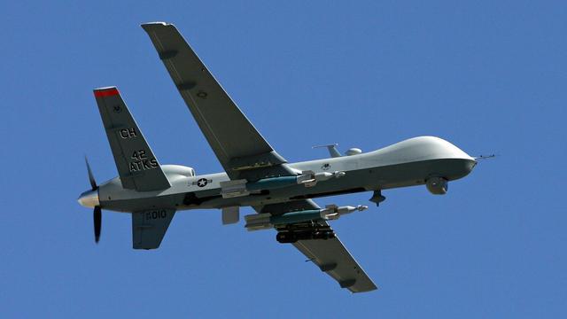 Syrië claimt neerschieten Amerikaanse drone
