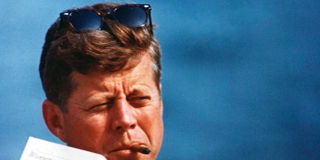 Amerika herdenkt moord op John F. Kennedy