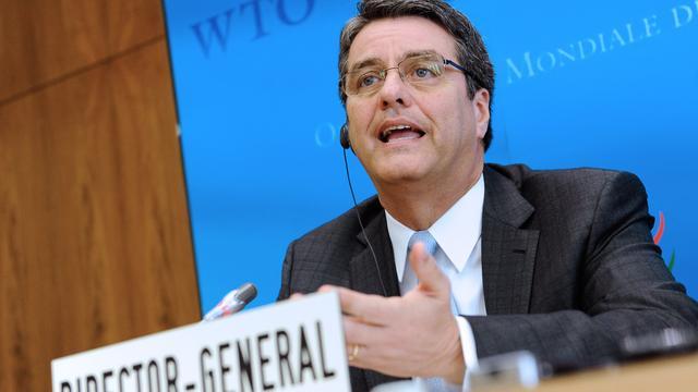 WTO iets positiever over wereldhandel