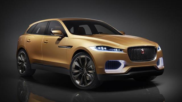 Jaguar investeert in elektrische auto's