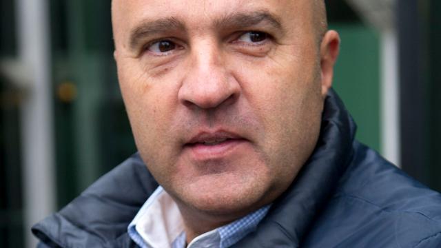 John van den Heuvel wordt Wembley uitgezet na juichen voor PSV