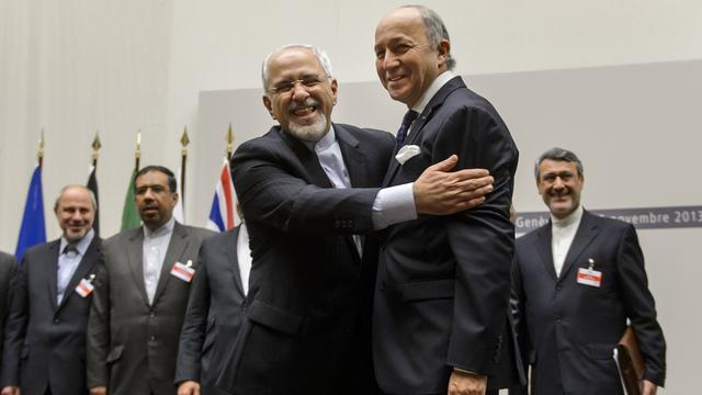 Akkoord met Iran over kernprogramma