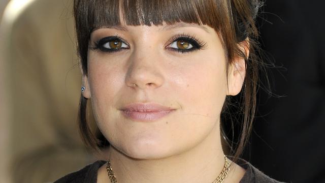Lily Allen wil samenwerken met Miley Cyrus