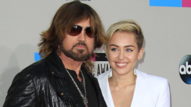 'Miley Cyrus verbiedt vader realitysoap'