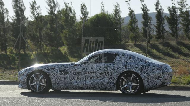 Mercedes introduceert AMG GT als vervanger SLS AMG