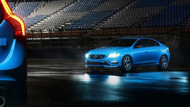 Volvo introduceert S60 en V60 Polestar als concurrenten Audi S4
