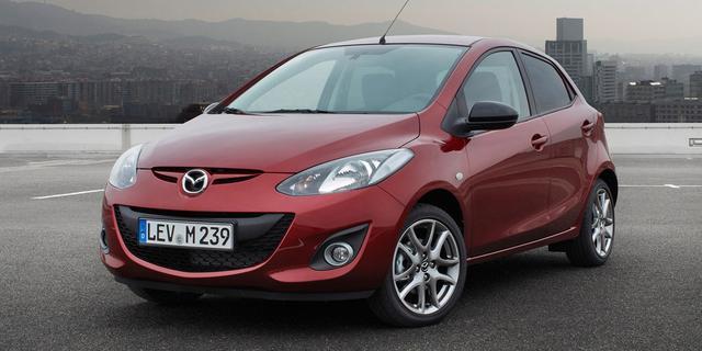 Mazda ontwerpt nieuwe 2 voor vrouwen