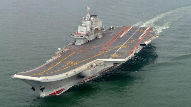 Luchtmacht China roert zich in betwist gebied