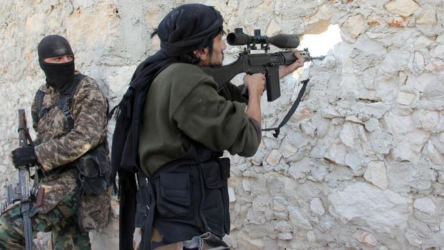 'Martelingen in shariagevangenissen Syrië'