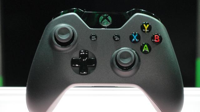 Layout Xbox One-controller binnenkort aan te passen