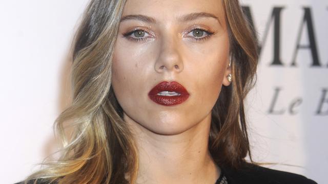 Scarlett Johansson stopt bij Oxfam na onenigheid
