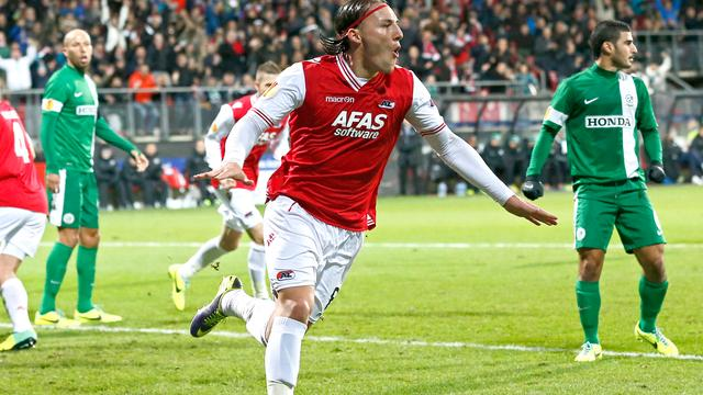 AZ zeker van overwintering in Europa League