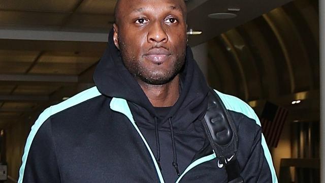 Lamar Odom overgeplaatst naar ziekenhuis Los Angeles