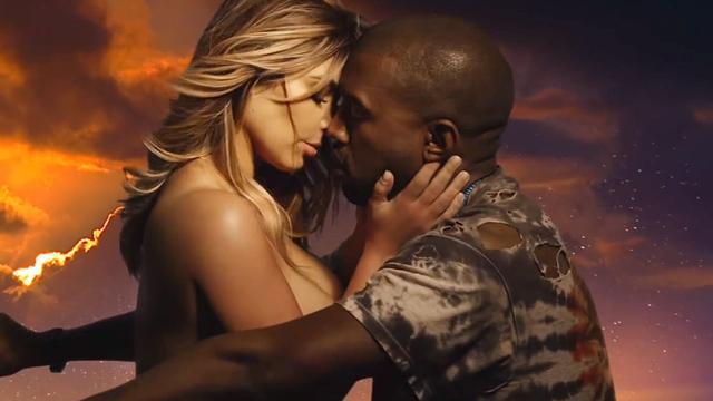 Videoclip Kanye West bewust ordinair