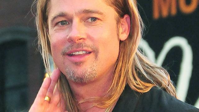 Brad Pitt en Shia LaBeouf zijn geen vrienden op set