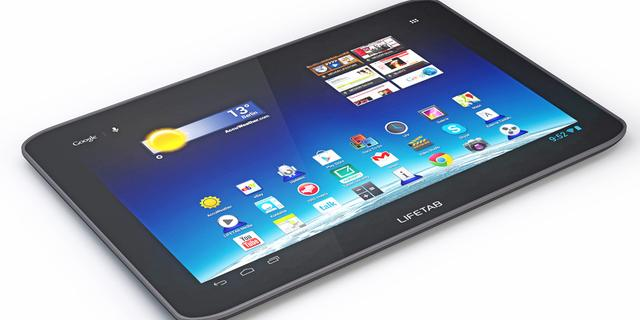 Aldi gaat goedkoop 10 inch tablet verkopen