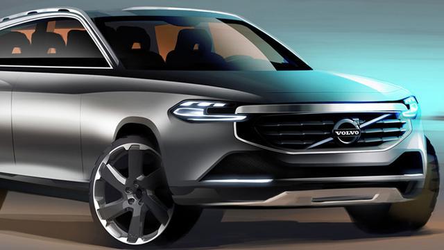 Volvo komt met plug-in hybride op basis van nieuwe XC90
