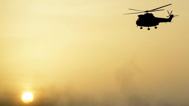 Amsterdamse politiek ontevreden over helikoptervluchten boven stad