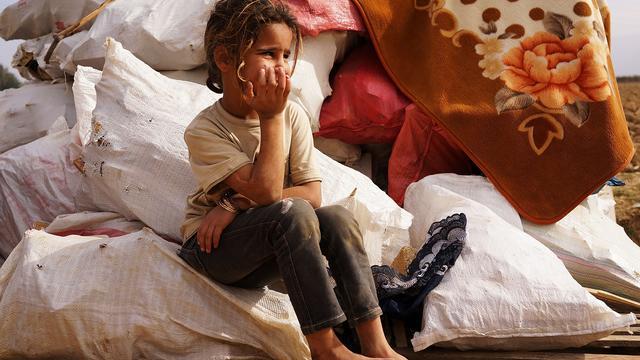 'Ruim 6 miljoen Syrische kinderen in nood'