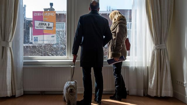 'Nieuw record hypotheekaanvragen'