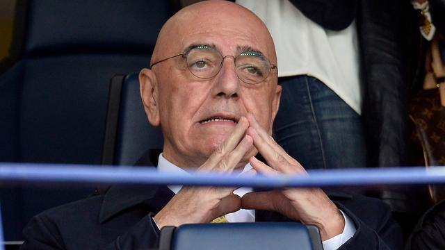Vicevoorzitter Galliani ontkent komst Seedorf naar Milan