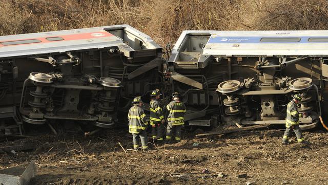 Tweede zwarte doos ontspoorde trein New York gevonden