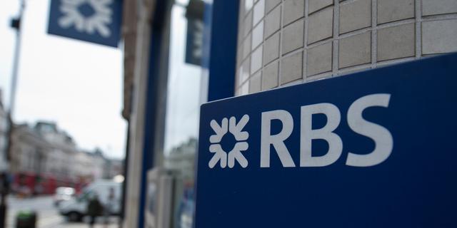 Royal Bank of Scotland schrapt bijna achthonderd banen
