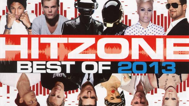 Var. Artists - Hitzone: Best Of 2013