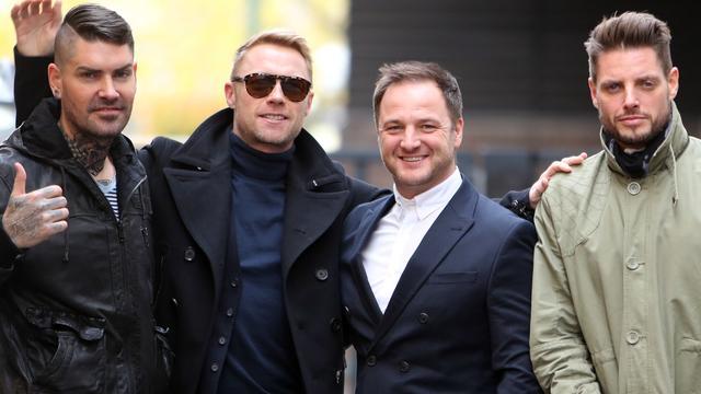 Boyzone heeft spijt van tour na dood Stephen Gately