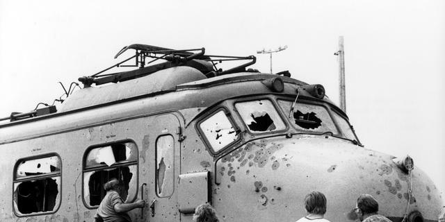 Van Agt informeerde Kamer fout over treinkaping De Punt 1977